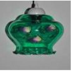 П.С 48 зеленый абстракция глянец