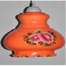 П.С 87 оранжевый цветы