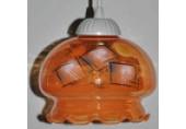 П.С 102 оранжевый абстракция глянец