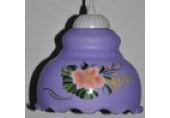 П.С 104  фиолетовый цветы