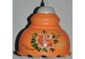 П.С 104  оранжевый цветы