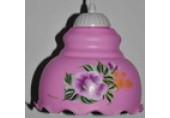 П.С 104  розовый цветы