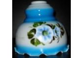 П.С 104 1/2 голубой цветы