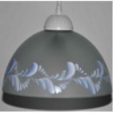Колпак голубой метелица d250