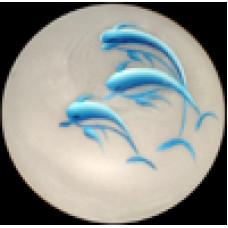 Берет дельфин