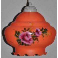 П.С 22 оранжевый цветы