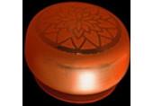 Берет лотос оранжевый