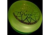 Берет лотос зеленый